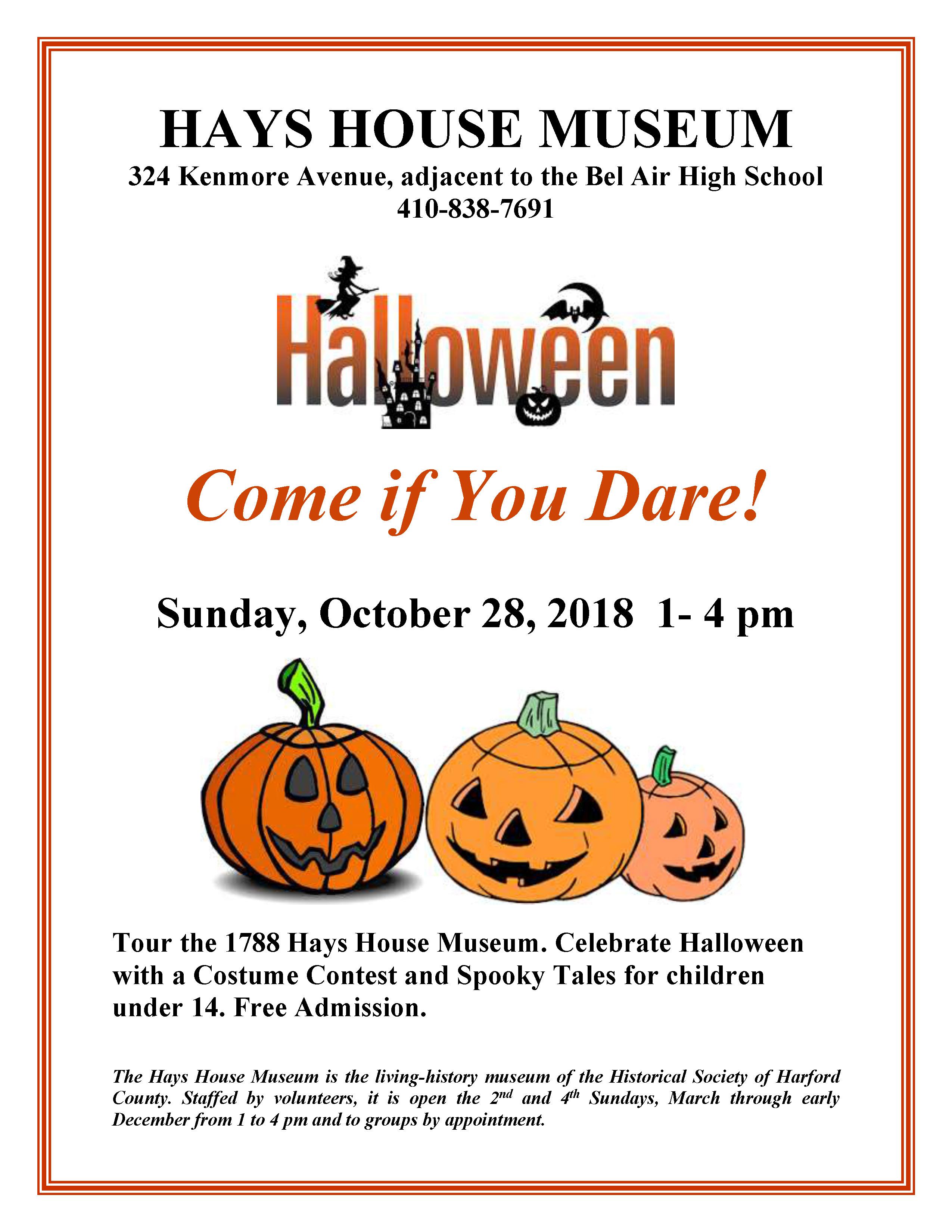 come if you dare