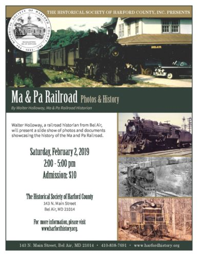 Ma & Pa Railroad - Photos & History