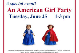 An All American Girl Party